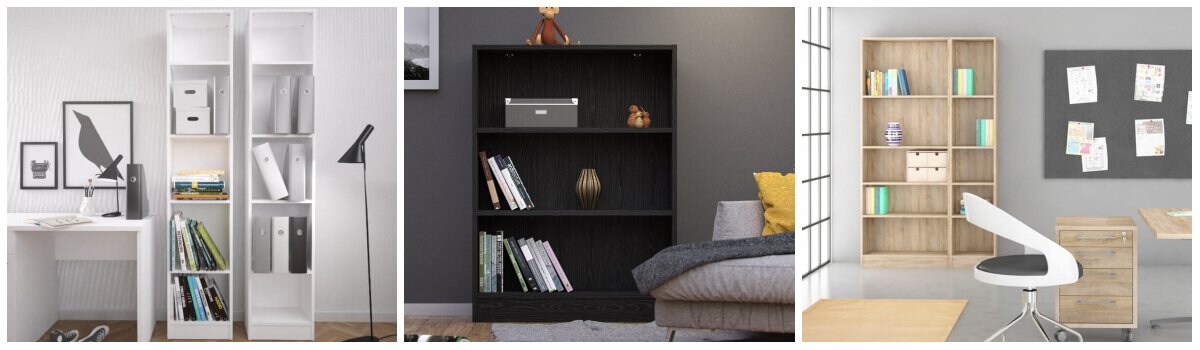 Basic Bookcases Furniture Range