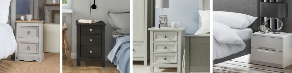 Bedside Tables in Modern and Traditional Styles