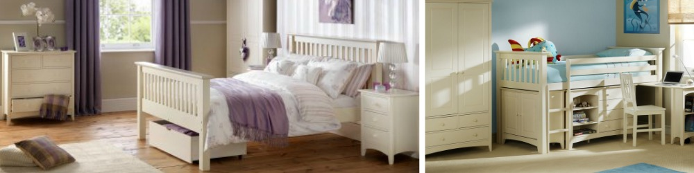 Cameo Painted Bedroom Furniture