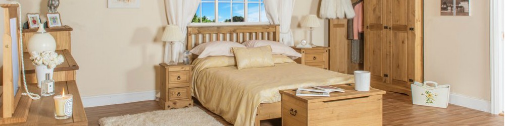 Corona Bedroom Furniture Mexican