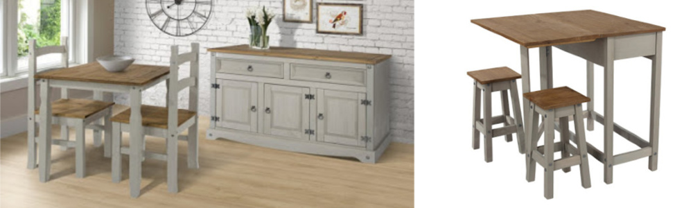 Corona Grey Washed Furniture