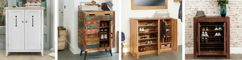 Shoe Cupboards the perfect shoe storage solution