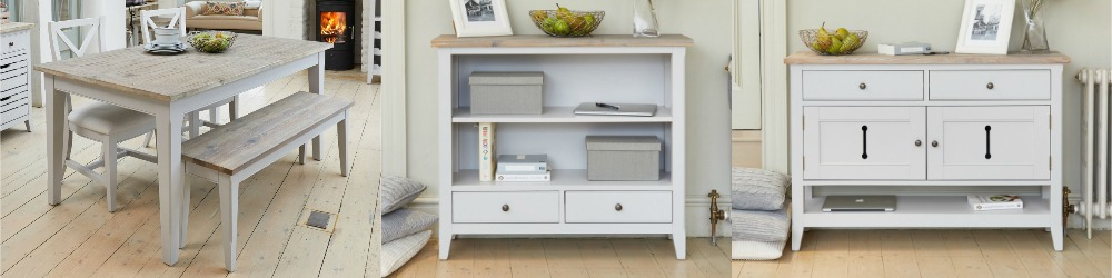 New Signature Grey Furniture Range