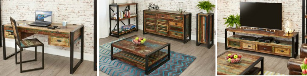 New Urban Chic Furniture Range