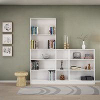 Introducing the new Basic Bookcases