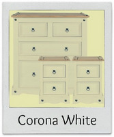 New Corona White Furniture Range