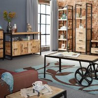 Discover the Cosmo Industrial furniture range