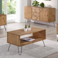 Discover the new Augusta Contemporary Pine Furniture Range