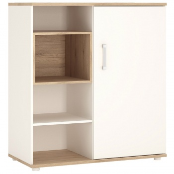 4 Kids Low Cabinet with Shelves