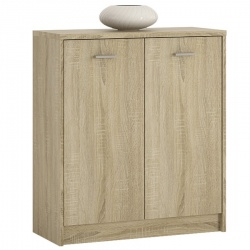 4 You 2 Door Cupboard - Sonama Oak