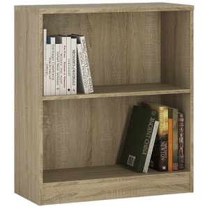 4 You Low Bookcase - Sonama Oak