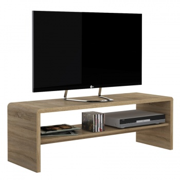 4 You Wide Coffee Table/TV Unit in Sonama Oak