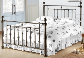 Alexander Metal Bed Frame - King-Size