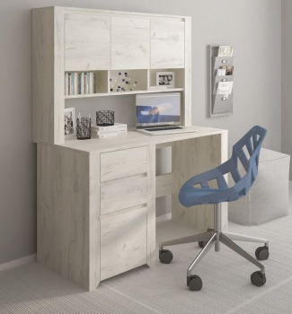 Angel Desk with Hutch