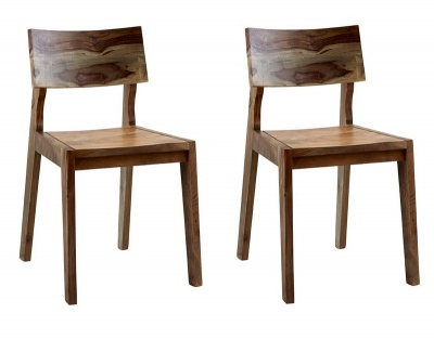 Aspen Dining Chairs - Solid Hardwood