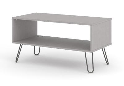 Augusta Grey Open Coffee Table