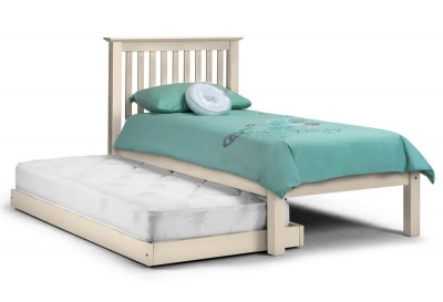Barcelona Stone White Pull Out Bed