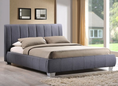Braunston Fabric Bed Frame - Double