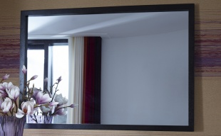Cordoba Black Wall Mirror
