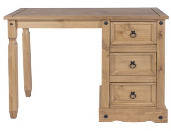 Corona Pine Dressing Table