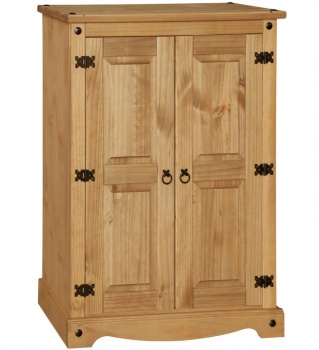 Corona Pine 2 Door Cupboard