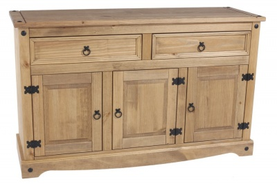 Corona Pine Medium Sideboard