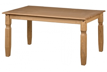 Corona Pine 150 cm Dining Table