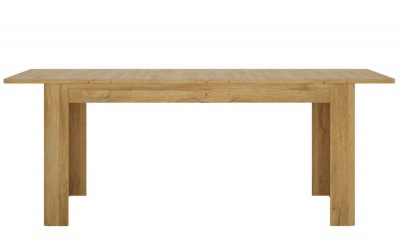 Cortina Extending Dining Table Grandson Oak Effect