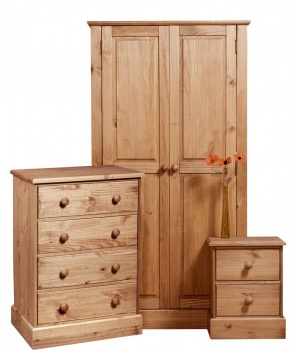 Cotswold Pine Bedroom Set