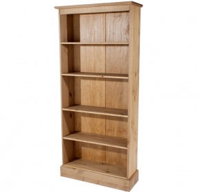 Cotswold Pine Tall Bookcase