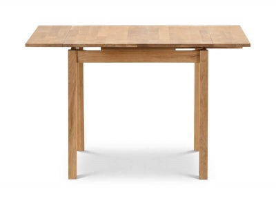 Coxmoor Oak Extending Dining Table - 80 to 120 cm