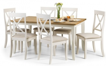 Davenport Dining Table & Chair Set
