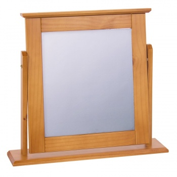 Dovedale Pine Dressing Table Mirror