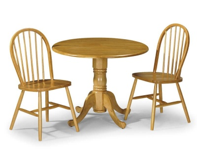Dundee Dining Table with Windsor Chairs