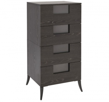 Fitzroy Narrow Four Drawer Chest
