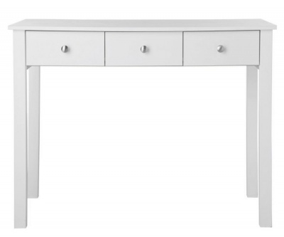 Florence White Dressing Table