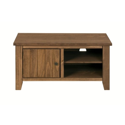 Havana Pine 2 Drawer Console Table