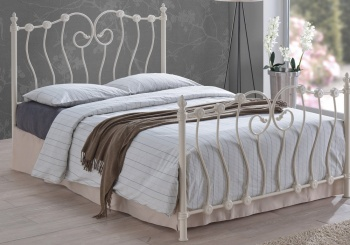Inova Metal Bed Frame - King-Size