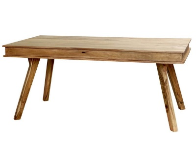 Jodhpur Sheesham Dining Table 170 cm - Solid Sheesham Wood