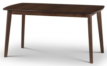 Kensington Extending Dining Table - Walnut Finish