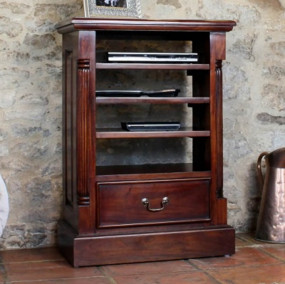 La Roque Mahogany Entertainment Unit