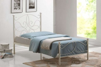 Melissa Metal Bed - Single