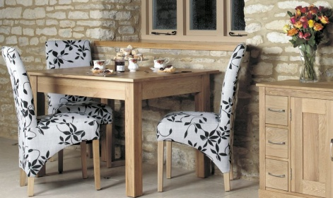 Dining Table 4 Seater Mobel Oak