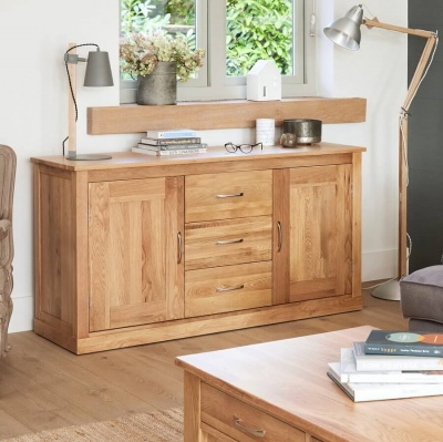 Large Sideboard Mobel Oak