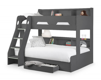 Orion Triple Sleeper - Anthracite