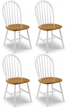 Oslo Dining Chairs - Set of 4
