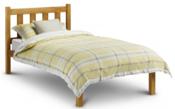 Poppy Solid Pine Bed - Single