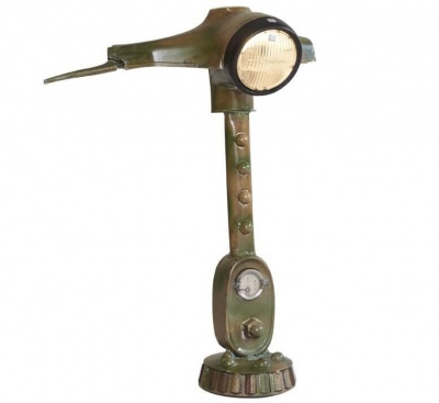 Priya Scooter Table Lamp
