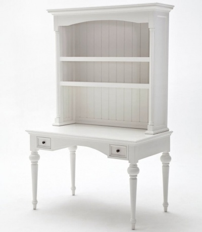 Provence White Secretary Desk