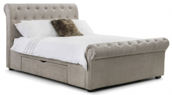 Ravello Storage Bed with 2 Drawers - King-Size